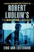 Portada de ROBERT LUDLUM'S THE BOURNE LEGACY
