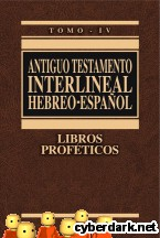 Portada de A.T. INTERLINEAL HEBREO-ESPAÑOL VOL. IV - EBOOK