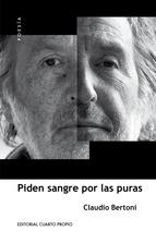 Portada de PIDEN SANGRE POR LAS PURAS (EBOOK)