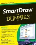 Portada de SMARTDRAW FOR DUMMIES, BOOK/CD PACKAGE