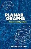 Portada de PLANAR GRAPHS: THEORY AND ALGORITHMS (DOVER BOOKS ON MATHEMATICS)