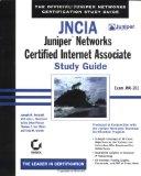 Portada de JNCIA: JUNIPER NETWORKS CERTIFIED INTERNET ASSOCIATE STUDY GUIDE (STUDY GUIDES (SYBEX))