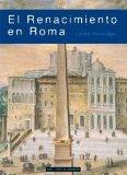 Portada de EL RENACIMIENTO EN ROMA