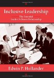 Portada de INCLUSIVE LEADERSHIP: THE ESSENTIAL LEADER-FOLLOWER RELATIONSHIP (APPLIED PSYCHOLOGY SERIES) BY HOLLANDER, EDWIN (2008) HARDCOVER