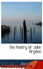 Portada de THE POETRY OF JOHN DRYDEN