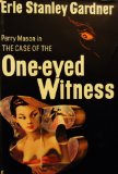 Portada de THE CASE OF THE ONE-EYED WITNESS [HARDCOVER] BY GARDNER, ERLE, STANLEY