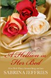 Portada de A HELLION IN HER BED (HELLIONS OF HALSTEAD HALL)