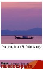 Portada de PICTURES FROM ST. PETERSBURG