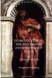 Portada de INTRODUCTION TO THE PHILOSOPHY AND WRITINGS OF PLATO