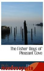 Portada de THE FISHER BOYS OF PLEASANT COVE