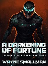 Portada de A DARKENING OF FORTUNE