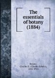 Portada de THE ESSENTIALS OF BOTANY (1884)