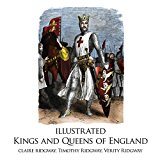 Portada de ILLUSTRATED KINGS AND QUEENS OF ENGLAND