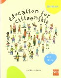 Portada de EDUCATION FOR CITIZENSHIP. 3RD CYCLE PRIMARY. WORKBOOK