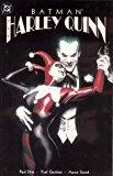 Portada de BATMAN HARLEY QUINN A DC COMIC PRESTIGE BOOK