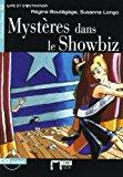 Portada de MYSTERES DANS LE SHOWBIZ (NIVEAU DEUX A2 + CD)