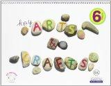 Portada de ARTS AND CRAFTS. 6 PRIMARY. KEY