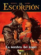 Portada de EL ESCORPION 8: LA SOMBRA DEL ANGEL