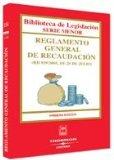 Portada de REGLAMENTO GENERAL DE RECAUDACIÓN