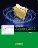 Portada de APRENDRE ACCESS 2010 AMB 100 EXERCICIS PRÀCTICS