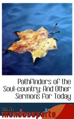 Portada de PATHFINDERS OF THE SOUL-COUNTRY: AND OTHER SERMONS FOR TODAY