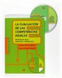 Portada de LA EVALUACIÓN DE LAS COMPETENCIAS BÁSICAS