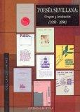 Portada de POESÍA SEVILLANA: GRUPOS Y TENDENCIAS (1969-1980)