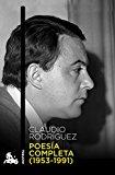 Portada de POESÍA COMPLETA (1953-1991) (CONTEMPORÁNEA)