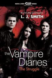 Portada de THE VAMPIRE DIARIES: THE STRUGGLE