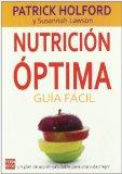 Portada de NUTRICIÓN ÓPTIMA GUÍA FÁCIL