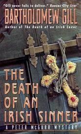 Portada de THE DEATH OF AN IRISH SINNER