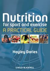 Portada de NUTRITION FOR SPORT AND EXERCISE