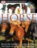 Portada de HORSE [WITH CLIP ART CDWITH WALL CHART] (DK EYEWITNESS BOOKS)