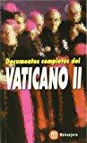Portada de DOCUMENTOS COMPLETOS DEL CONCILIO VATICANO II