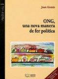Portada de ONG, UNA NOVA MANERA DE FER POLITICA