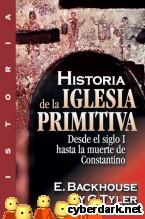 Portada de HISTORIA DE LA IGLESIA PRIMITIVA - EBOOK