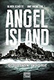 Portada de ANGEL ISLAND: DIE HALLOWEEN-ANTHOLOGIE