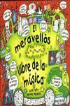 Portada de EL MERAVELLÓS LLIBRE DE LA MÚSICA