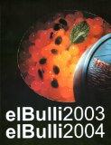 Portada de EL BULLI 2003-2004 ALEMAN