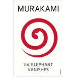 Portada de THE ELEPHANT VANISHES