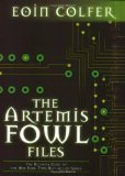 Portada de THE ARTEMIS FOWL FILES