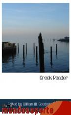 Portada de GREEK READER