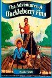 Portada de ADVENTURES OF HUCKLEBERRY FINN