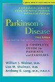 Portada de PARKINSON'S DISEASE: A COMPLETE GUIDE FOR PATIENTS AND FAMILIES