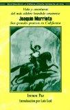 Portada de VIDA Y AVENTURAS DEL MAS CELEBRE BANDIDO SONORENSE, JOAQUIN MURRIETA: SUS GRANDES PROEZAS EN CALIFORNIA (RECUPERACION DE LA HERENCIA LITERARIA HISPANA EN LOS EEUU =)