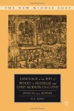 Portada de LANGUAGE AS THE SITE OF REVOLT IN MEDIEVAL AND EARLY MODERN ENGLAND: SPEAKING AS A WOMAN