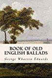 Portada de BOOK OF OLD ENGLISH BALLADS