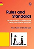 Portada de RULES AND STANDARDS