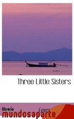 Portada de THREE LITTLE SISTERS