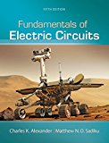 Portada de PACKAGE: FUNDAMENTALS OF ELECTRIC CIRCUITS WITH 1 SEMESTER CONNECT ACCESS CARD BY CHARLES ALEXANDER (2012-11-12)